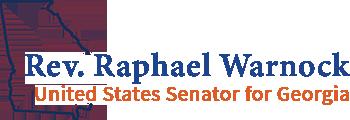 Senator Rev. Raphael Warnock